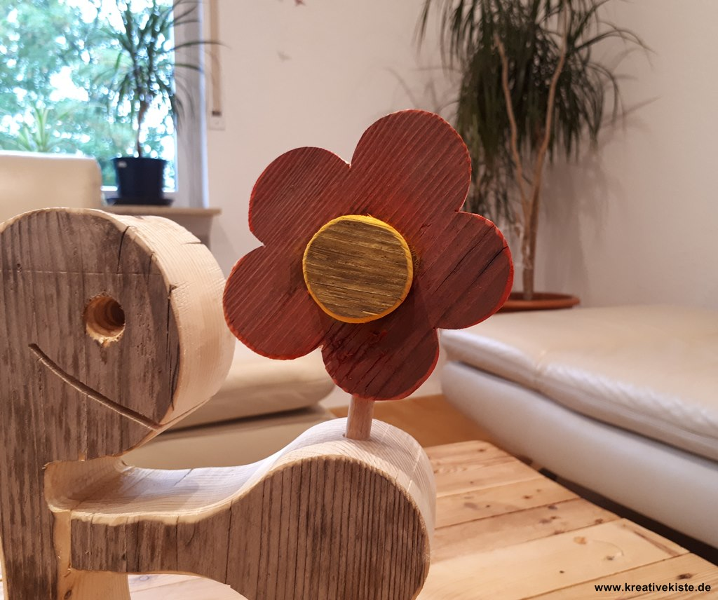 woodworking flower diy for beginner