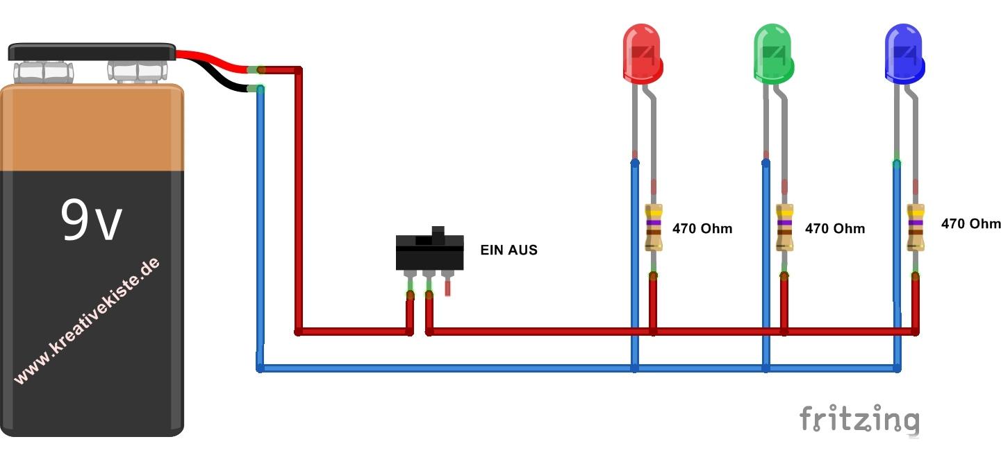 Nett 3 Schalterverdrahtung Ideen - Schaltplan Serie Circuit ...