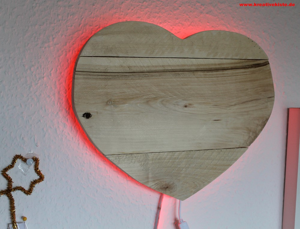3 upcycling ideen herz led paletten
